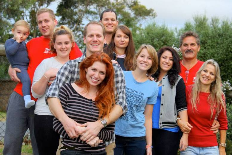Herweynen Family 2014